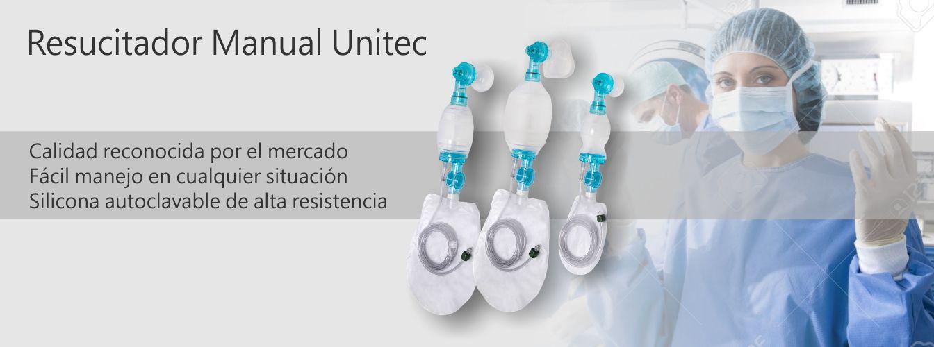 Resucitador Manual Unitec